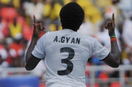 GHANA la première victoire africaine